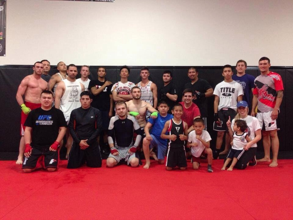 ATTHD in Kansas City is a gym that's like a family!