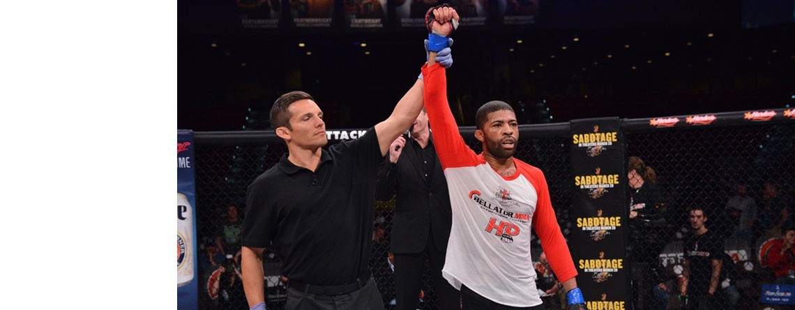 ATTHD's LC Davis to face Zeilton Rodrigues at Bellator 124