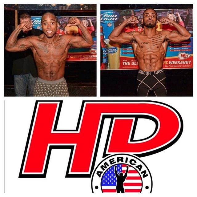 ATTHD pro fighters at Phoenix FC 1