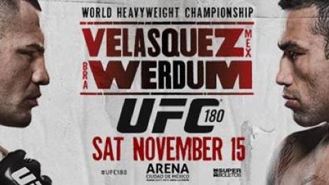 UFC 180 Watch Party Olathe