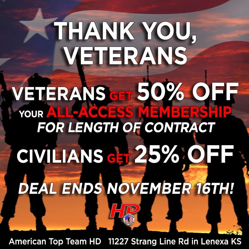 VeteransSpecials